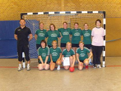 DHB Kreispokalsieger Frauen 2009/2010 HSG Hamdorf/Breiholz II
