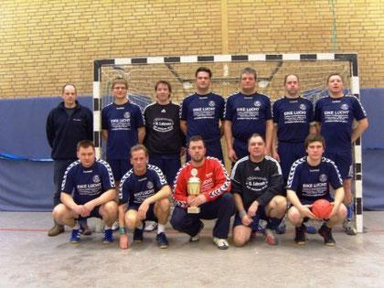 DHB Kreispokalsieger Männer 2009/2010 HSG Hamdorf/Breiholz 2