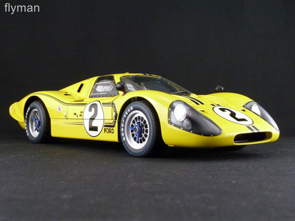 GMP - Ford GT40 MK IV