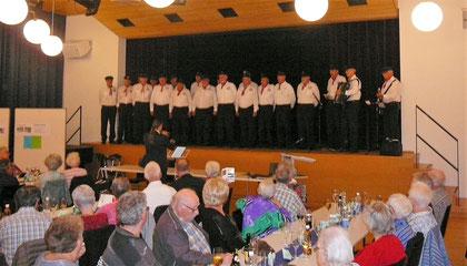 die Shanty Crew Tribschenhorn Luzern