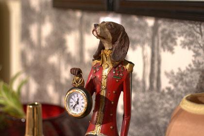 Kunnen honden klokkijken?