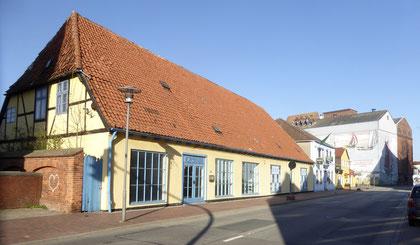 Bild: Häuser in der Hafenstraße