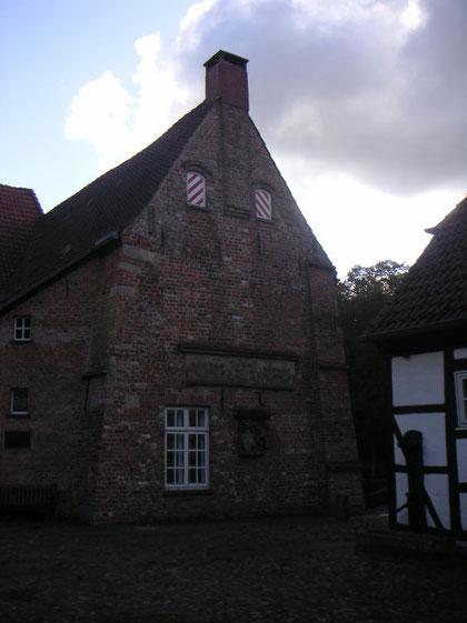 Haus Blomendal - ein altes Gemäuer in der Nähe