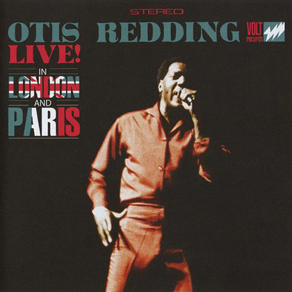 Otis Redding - 2008 / Live in London and Paris