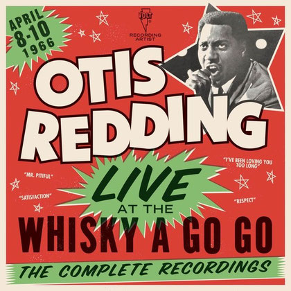 Otis Redding - 2016 / Live At the Whisky A Go Go : The Completed Recordings