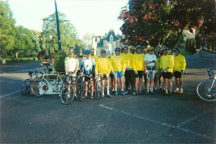 En route pour Le Châtelet en 2005