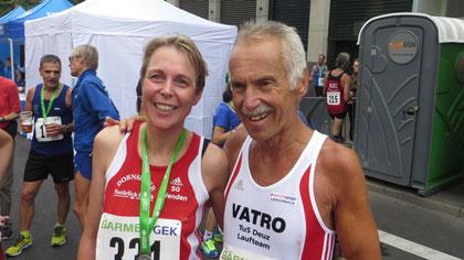 Ramona Wied und Gerhard Schneider
