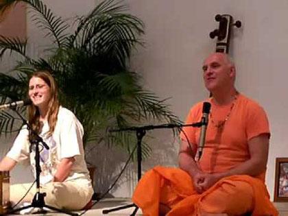 """LIBRETTI EVOLUTIVI - """"COSI' PARLANO I MAESTRI"""" N° 1 - Swami Atmaswarupananda"""