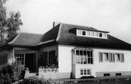 Hamburg-Wellingsbüttel, Rehmkoppel 29, um 1952