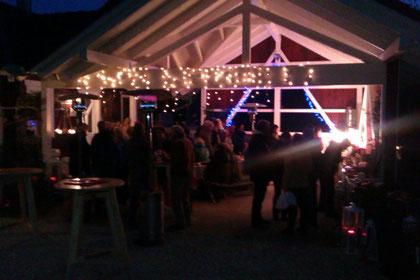 Adventmarkt bei mir zuhause,war wieder ein voller Erfolg! Danke an die vielen Besucher!!