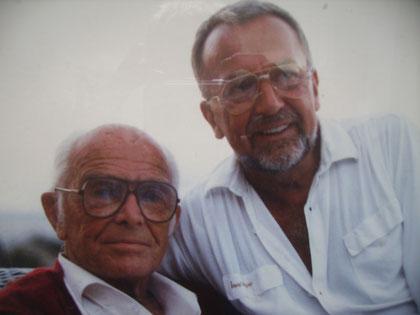 Prof. Dr. Grzimek und ich