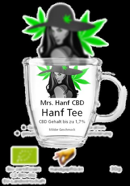 Mrs. Hanf CBD Hanftee