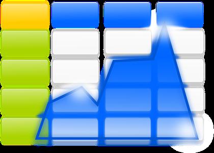 """Bild """"Diagramm Berechnung"""" von OpenClipart-Vectors auf Pixabay"""
