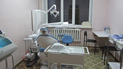Зубной кабинет медпункта