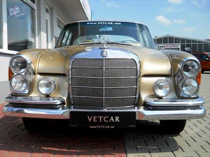 Mercedes-Benz 300SE Coupé  der klassische Hochkühler