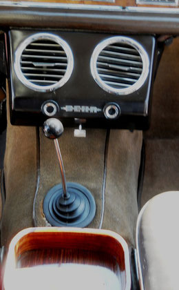 Eine Klimaanlage im Automobil war 1965 der absolute Luxus