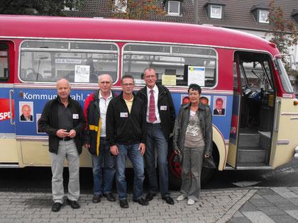 Die Fedderwardergrodener Kandidaten für den Norden von Wilhelmshaven