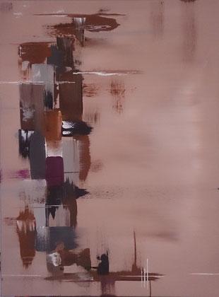 80 x 60 cm , 2014 , Acryl auf Leinwand