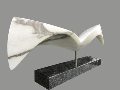 Wings of change, Covelano marmer SOLD