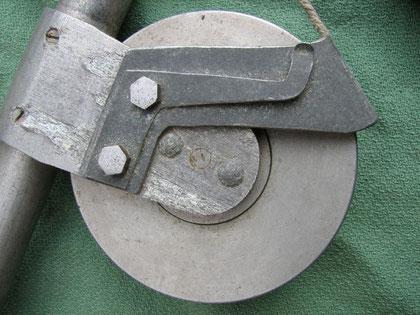 Moulinet avec frein à cliquet