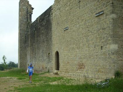 le château de Lagardère et celui il se mérite...