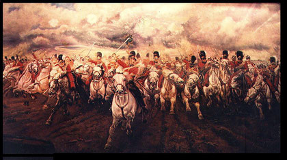 This is 'The Scots Greys'  My Copy