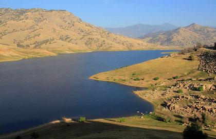 KAWEAH - LAKE
