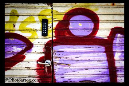 115              The Door  Graffiti (Esbjerg, DK)       Ltd edition of 20. Signed