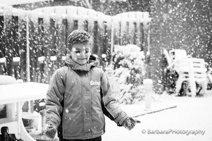sneeuwpret fotografie