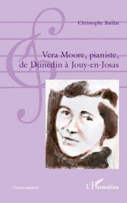 """1re de couv. de Vera Moore, pianiste (monotype """"Vera"""")"""