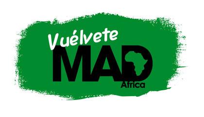 """imagen de la campaña """"Vuélvete MAD"""""""