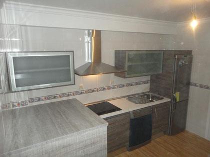 Cocina en Martos modelo Loira