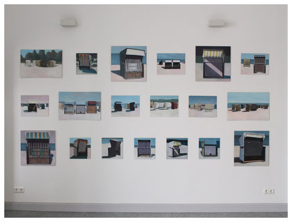 weit geschlossen, Künstlerhaus Eckernförde otte1, 2016