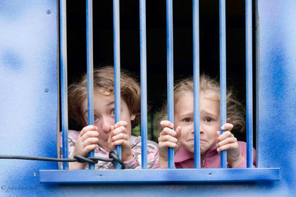 Les deux prisonnières