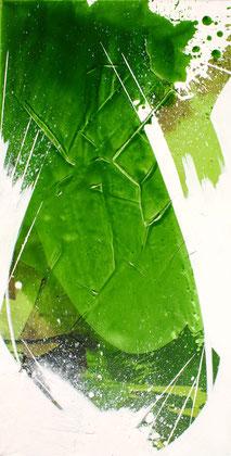 """""""The growth"""" / Öl auf Leinwand / 50 x 80 cm - 290,-"""