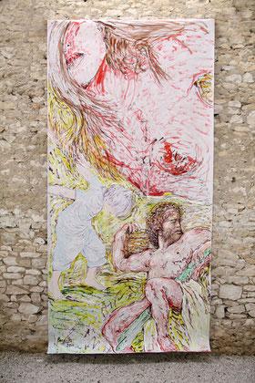 Palaimon, le fils d'Iphinoé et d'Hercule
