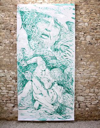 Hercule et Diomède