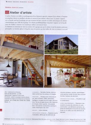 Eco Maison Bois & énergies renouvelables - avril 2010 - présentation Jean-Luc Barreau - photos Serge Dubrocas, Alberto Martinez