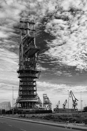 Altos hornos (Sagunto) | Fotografía industrial.