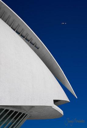 Ciudad de las Artes y las Ciencias (Valencia) | Fotografía de arquitectura