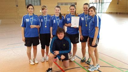 WK II w - Platz 1: Oberschule Olbernhau