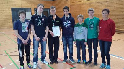 """WK IIIm - PLatz 3: Oberschule """"Trebra"""" Marienberg"""