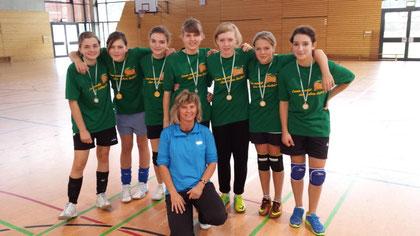 WK III w - PLatz 1: Gymnasium Olbernhau