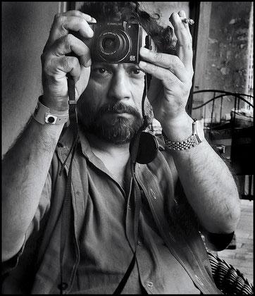 Pablo Bartholomew, Photographer, Uzès 2008 © OBS