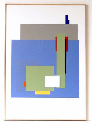 Composition 18D - 70x100cm