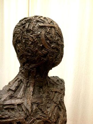 Archeus, 2004, 186 cm - Ausschnitt