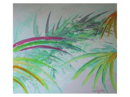 Joy         Acrylic on canvas  80x70  cm  2007