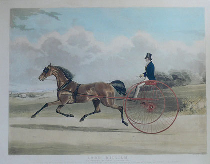 "B-16 ""Lord William"" Aquatintaradierungvon W.J. Sayer nach J.A. Meckell. Anno 1842  Preis: 565.-- EUR"