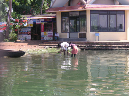 kleiner Tagesausflug ab Trivabdrum Kovalam