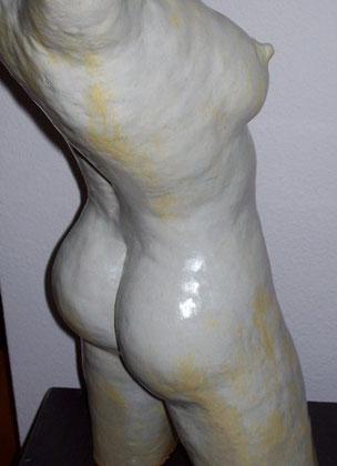 Matipö. Kribbeln Inside, 53 cm, females sculptures - verkauft